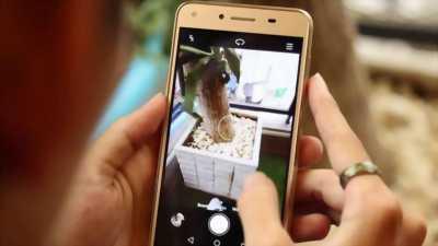 Cần bán điện thoại Huawei Y5 Vàng tại Thanh Hóa.