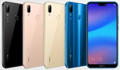 Huawei Nova 3e Xanh 64G