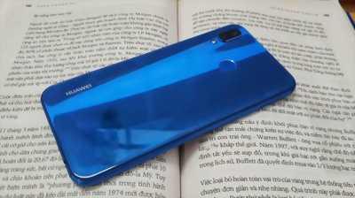 Huawei nove 3e 64 GB xanh dương
