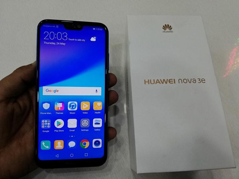 Huawei Nova 3e Zin Keng Mới,Bh 07/2019 TGDĐ