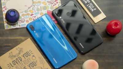 Huawei nova 3e 99,99%.