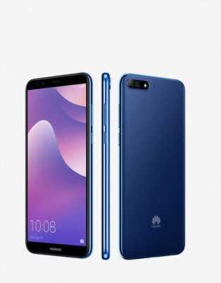 Huawei Y7 Pro Xanh dương 2018