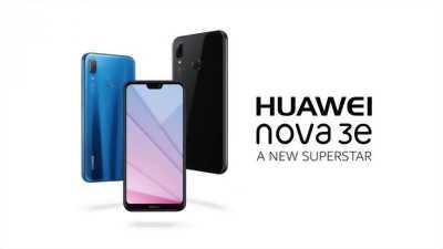 HUAWEI NOVA 3E 99% CÒN BH ĐÚNG 9 THÁNG