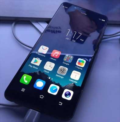 Máy còn mới, bảo hành tgdd cuối năm Vivo V7+