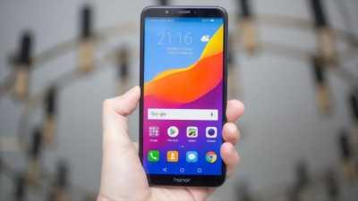 Huawei honor 7c cam kép, nhận diện khuôn mặt
