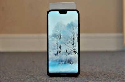 Huawei nova 3E Đen bóng / Dual lens 9 Hãng BH 2019