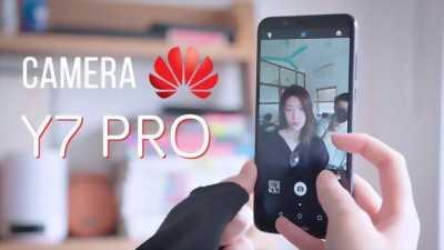 Huawei y7ro 2018 máy 99% bh tgdđ dài ram 3 rom 32