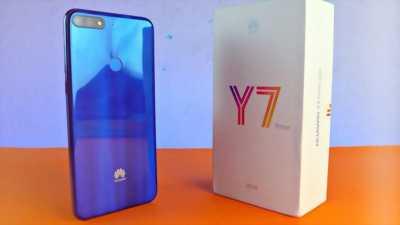 Huawei Y7 Prime (Full hộp/mới keng) hỗ trợ trả góp