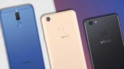 Huawei nova 2i màu xanh bh tới t3/2019