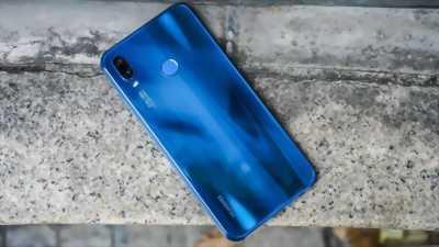 Huawei nova 3e xanh chính hãng