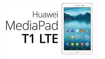 Thanh lý xác máy tính bảng Huawei T1 vỡ nửa màn