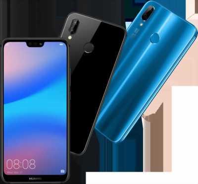Huawei Nova 3e,xanh,hàng tgdd,đẹp,bh 5/19