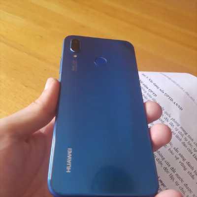 Huawei Nova 3e 128 GB xanh dương 99%