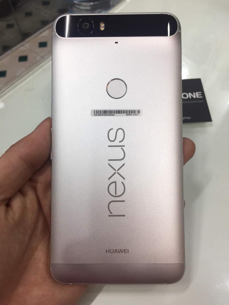 Huawei Nexus 6P mới 99% có bảo hành