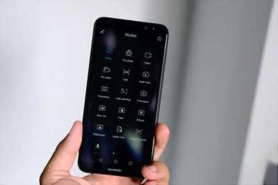 Huawei Nova 2i đen còn bảo hành đẹp như mới