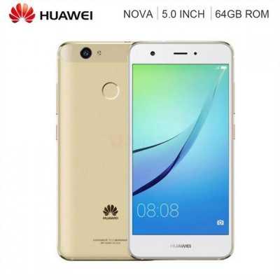 Huawei nova Vàng 64GB ram 4g