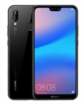 Huawei Dòng NOVA2i xóa phông Đen bóng - Jet black