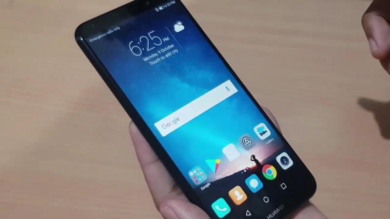 Huawei nova 2i vân tay 1 chạm