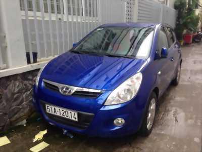 Bán ô tô Hyundai i20 đời 2010, màu xanh lam, nhập khẩu giá hữu nghị