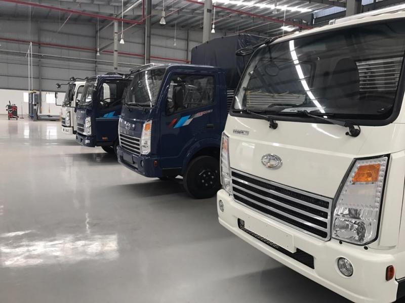 bán xe tải huyndai 1,9 và 2,4 tấn rẻ nhất miền bắc