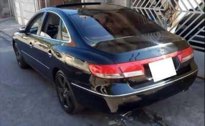 Bán Huyndai Azera 2008 tự động màu đen bản 2.7 Full
