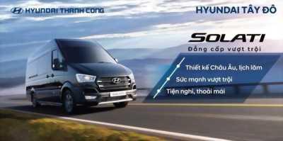 Dòng Xe Huyndai Solati H350 16 Chỗ - Giá Cạnh Tranh