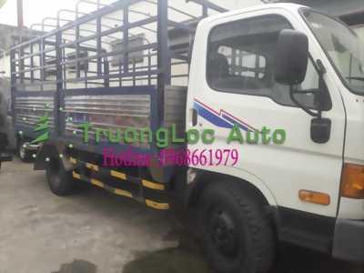 Bán Xe Tải Tải Hyundai Hd 65 tải 1.8 Tấn thùng bạt cũ