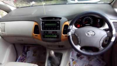 Cần bán giá tốt con Toyota Innova J 2008 deal đẹp giá cả thương lượng