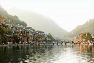 Du lịch Trung Quốc Truong Gia Giới