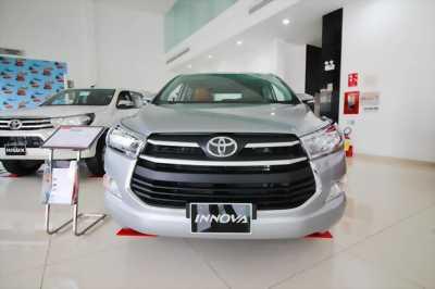 Toyota Innova 2017 giá tốt 753 triệu tặng nhiều phụ kiện