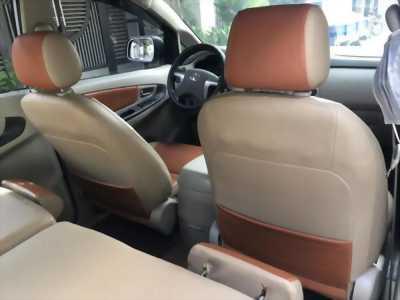 Cần bán xe Toyota Innova 2.0E số sàn 2016 màu bạc bstp chính chủ