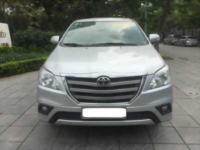 Cần bán gấp xe Toyota Innova G số tự động 2014