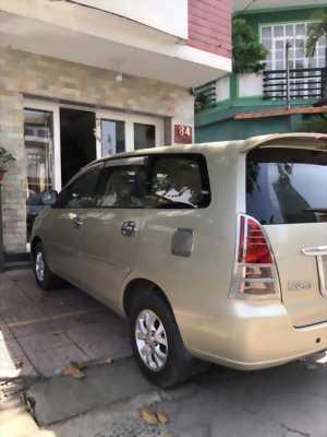 Gia đình cần bán xe Innova G 2007