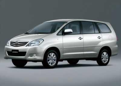 Toyota Innova 2008 Số sàn