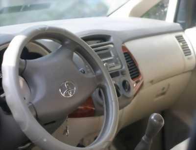 Toyota Innova G xịn 2007 Số sàn