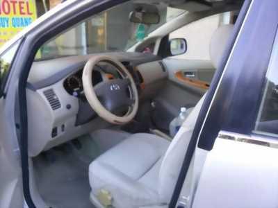 Bán Toyota Innova đời G xe nhà sử dụng, ít đi nên muốn bán