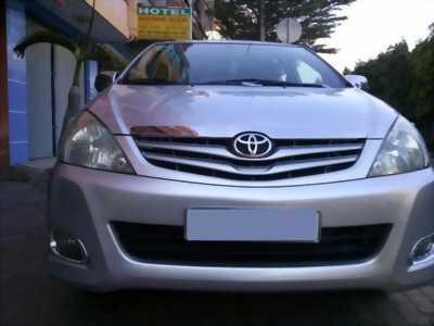 Bán Toyota Innova đời G 2010 xe nhà ít đi nên muốn bán
