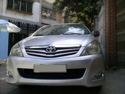 Bán Toyota Innova đời 2010 G xe nhà giá rẻ
