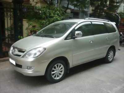 Toyota Innova 2007 Số sàn.