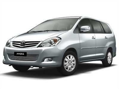 Toyota Innova G 2010, 3 màn hình DVD, xe nhà Zin