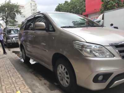 Cần bán gấp Toyota  Innova G đăng ký 11/2014