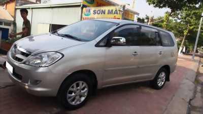 Cần bán gấp Toyota Innova 2007 bản G full
