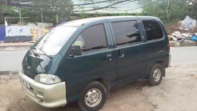 Daihatsu Citivan 2004 bán tải 5 chỗ 650kg k cấm h