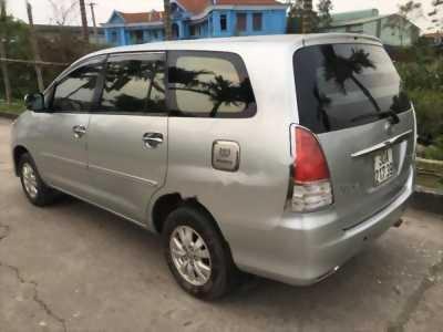 Innova 2.0E số sàn giá sốc tại Toyota Tiền Giang