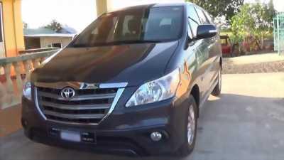 Bán xe ô tô Toyota Innova 2.0E 2015 giá 590 Triệu