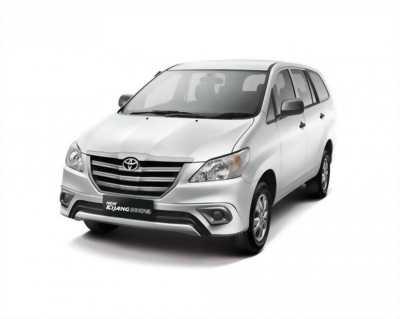 Bán xe ô tô Toyota Innova 2.0G 2014 giá 597 Triệu