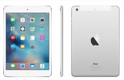 Apple Ipad Mini 2 32 GB Trắng 4G+Wifi (có trả góp)