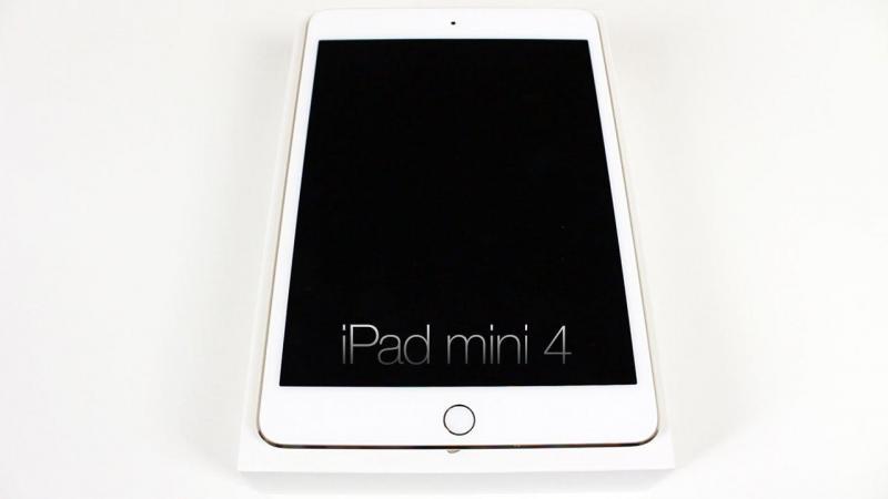 Ipad mini 4 - 64Gb 4G hàng chính hảng FPT