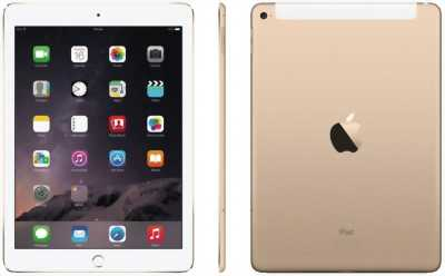 IPAD AIR 2 4G WIFI 16GB