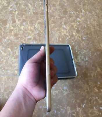 ipad mini 4 màu gold có 4g, wifi, nguyên zin